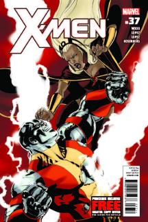 X-MEN 37 (WITH DIGITAL CODE)