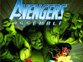 AVENGERS ASSEMBLE 9 2ND PRINTING VARIANT (NOW, WITH DIGITAL CODE)