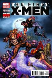 First X-Men #5 