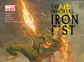 Immortal Iron Fist Annual (2007) #15