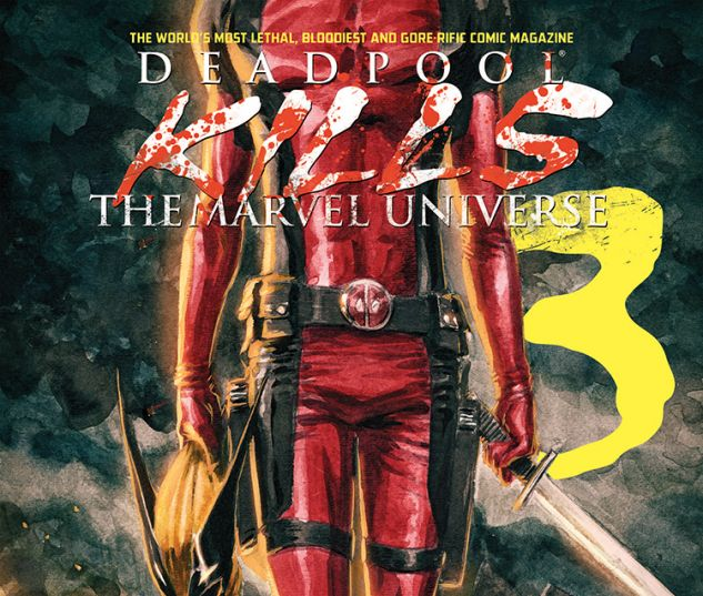 Deadpool Kills the Marvel Universe (2011) #3
