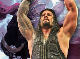 Roman Reigns (photo courtesy of WWE) & Thor
