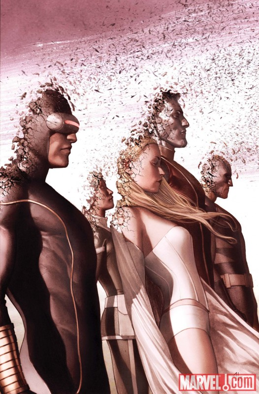 Image Featuring Emma Frost, Rogue, Wolverine, X-Men, Colossus