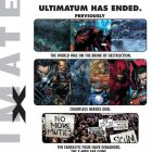 ULTIMATE COMICS X#1 Recap Page