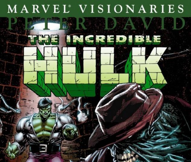 Hulk Visionaries: Peter David Vol. 7 (Trade Paperback)