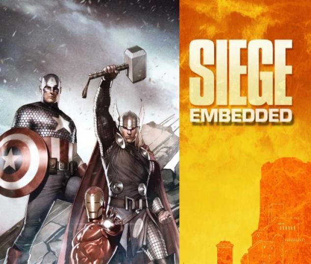 Siege: Embedded (2010) #4