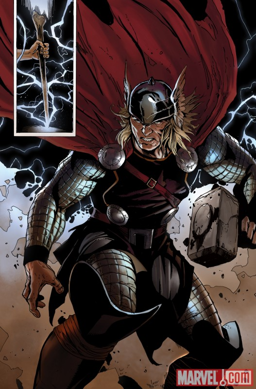 Thor: Defining Moments Giant-Size (2009) #1