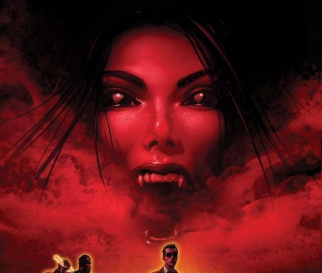X NECROSHA: THE GATHERING ONE-SHOT #1