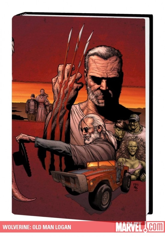 WOLVERINE: OLD MAN LOGAN