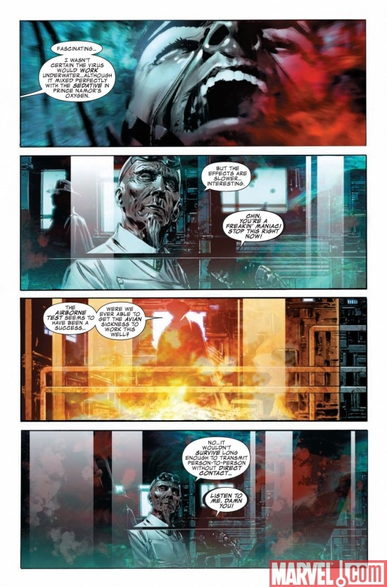 CAPTAIN AMERICA # 48 preview page 2