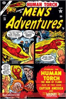 Men's Adventures #28
