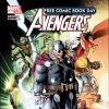 FREE COMIC BOOK DAY THE AVENGERS cover by Jim Cheung