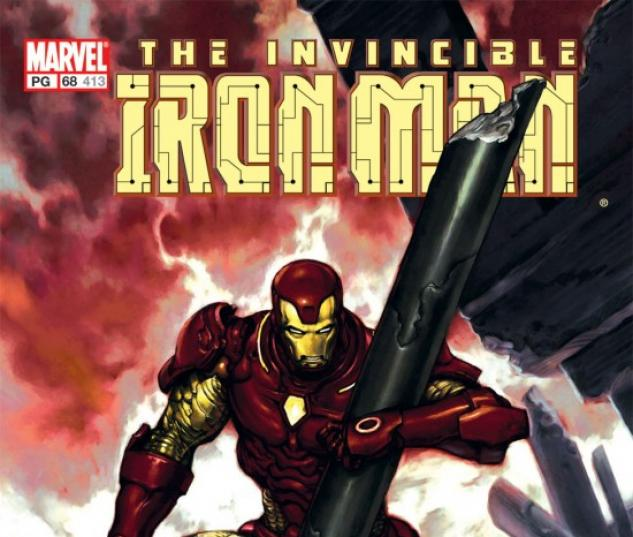 iron man #68