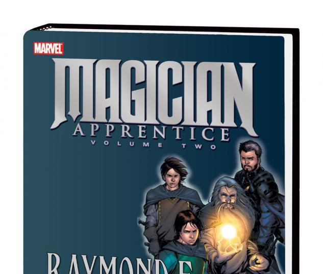 MAGICIAN APPRENTICE VOL. 2 #0