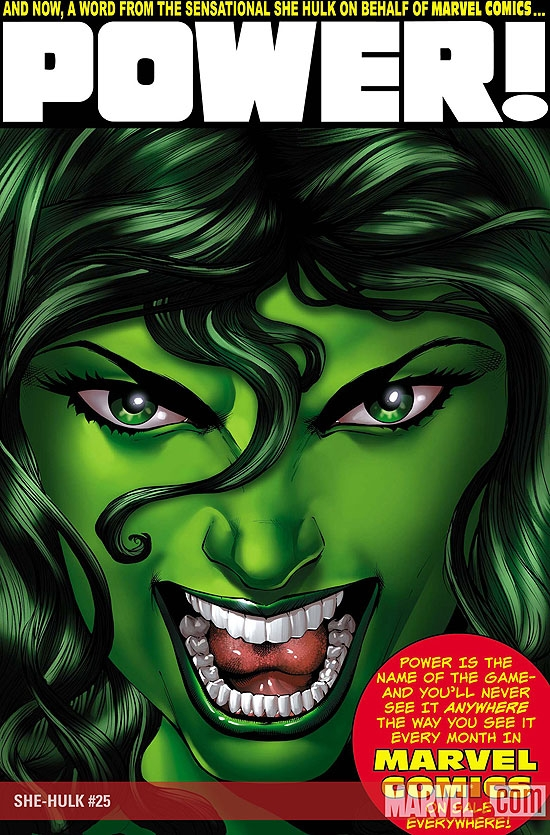 SHE-HULK #25