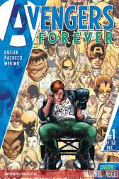 Avengers Forever #1 