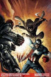 Captain America/Black Panther: Flags of Our Fathers #4