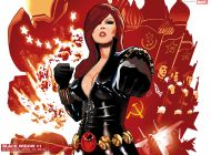 Black Widow (1999) #1 Wallpaper