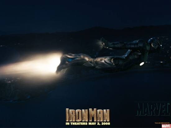 Iron Man Movie: Iron Man #8