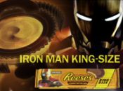 Iron Man 2: Watch the Reeses Spot Now!