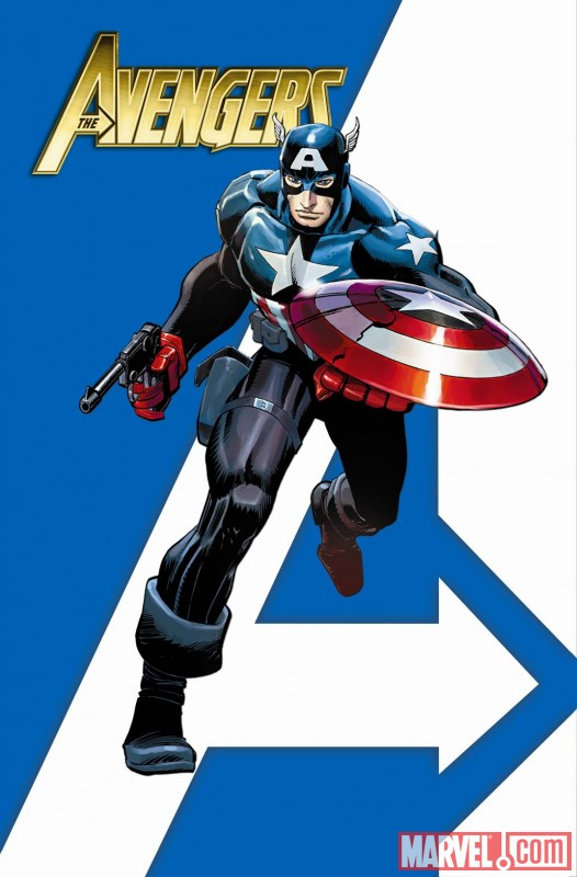 Avengers (2010) #1 (ROMITA JR. VARIANT)