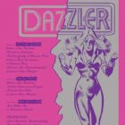 DAZZLER #1 recap page