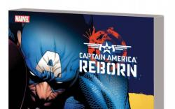 Captain America: Reborn Quesada Variant (DM Only) (Trade Paperback)