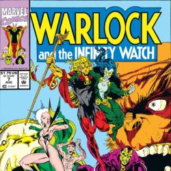 Warlock and the Infinity Watch (1992 - 1995)