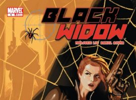 Black Widow #5 cover by Daniel Acuna
