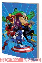 Avengers: Earth's Mightiest Heroes GN-TPB (Graphic Novel)