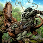 Skaar Invades the Savage Land