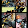 New Mutants (2009) #25 preview art by Leandro Fernandez