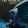 Dark Angel Saga promo art by Esad Ribic