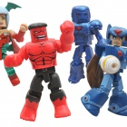 San Diego Comic-Con 2011: Exclusive Marvel vs. Capcom 3 Minimates from Toys ''R'' Us