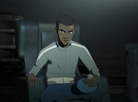 Screenshot from Iron Man: Armored Adventures Season 2, Episode 11