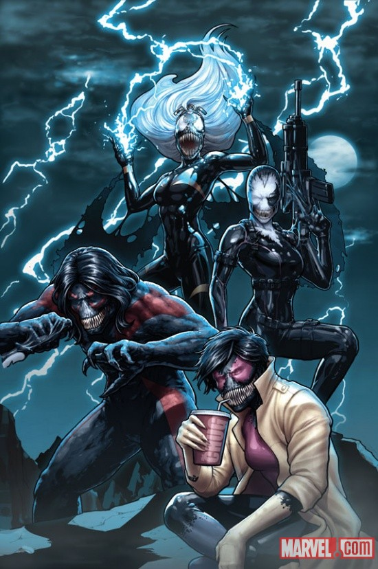 X-Men #23 Cover Art by John Tyler Christopher