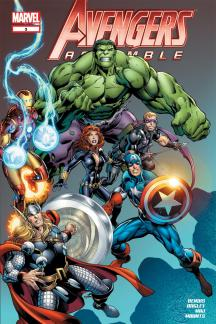 Avengers Assemble (2011) #3