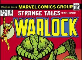 Strange Tales (1973) #180 Cover