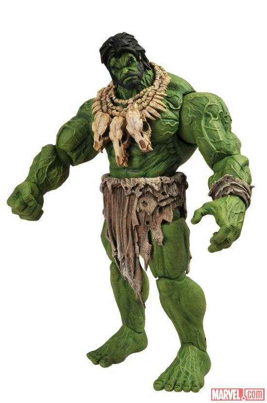In Stores This Week: Marvel Select Hulk