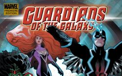 GUARDIANS OF THE GALAXY VOL. 3: WAR OF KINGS BOOK 2 (HARDCOVER)