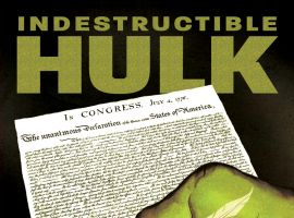 INDESTRUCTIBLE HULK 11 TIME TRAVEL VARIANT (NOW, 1 FOR 30, WITH DIGITAL CODE)