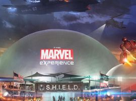 """Exclusive """"The Marvel Experience"""" First-Look"""
