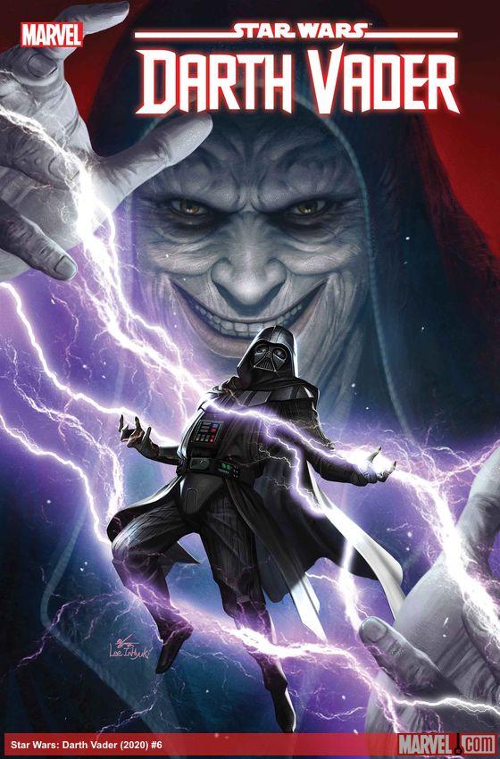 Star Wars: Darth Vader (2020) #6
