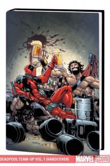 Deadpool Team-Up Vol. 1: Good Buddies (Hardcover)