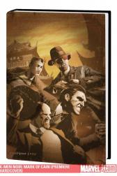 X-Men Noir: Mark of Cain (Graphic Novel)