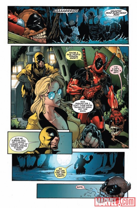 DEADPOOL: MERC WITH A MOUTH (0000) #6