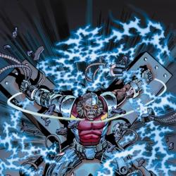 Deathlok (2009) #1 (BUCKLER VARIANT)