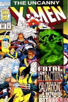 Uncanny X-Men (1963) #304