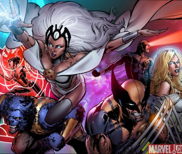 Cover for ASTONISHING X-MEN #31 art by Phil Jimenez