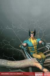 Wolverine: Flies to a Spider #1 